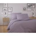 Predĺžené bavlnené obliečky NORDIC COLLECTION 140x220, 70x90cm OLAVA