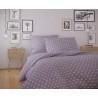 Francúzske bavlnené obliečky NORDIC COLLECTION 220x200, 70x90cm OLAVA