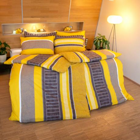 Posteľné obliečky bavlnené Karina (LS179) posteľné návliečky 140x200 + 90x70 - (LS179)